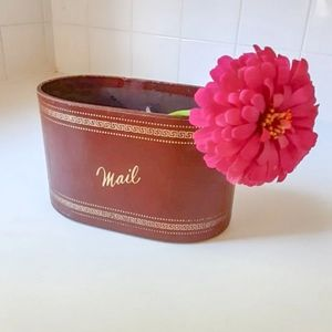 Vintage Mail caddy